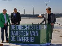 20171904 ondertekening intentieverklaring Zon op andermans dak Dordrecht Tstolk